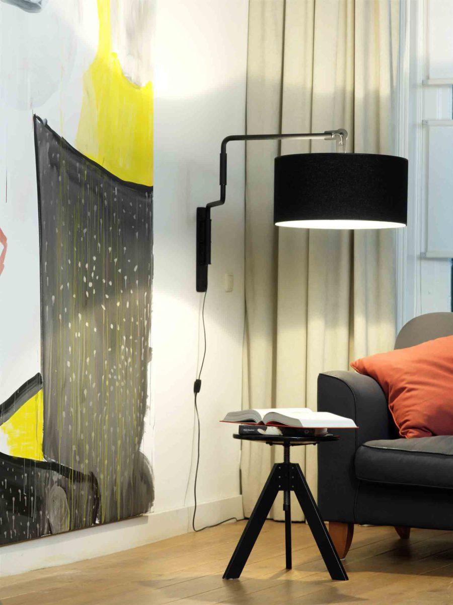 Functionals-Swivel-wall-lamp-drentenvandijk-zwart