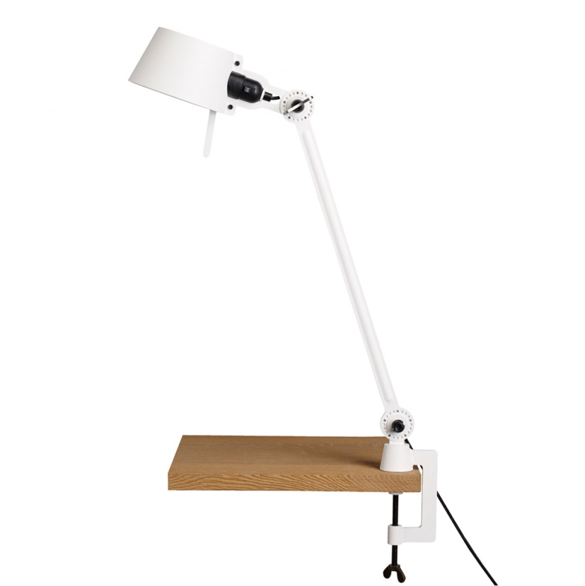 Tonone Bolt Desk Lamp Single Arm With Clamp drentenvandijk