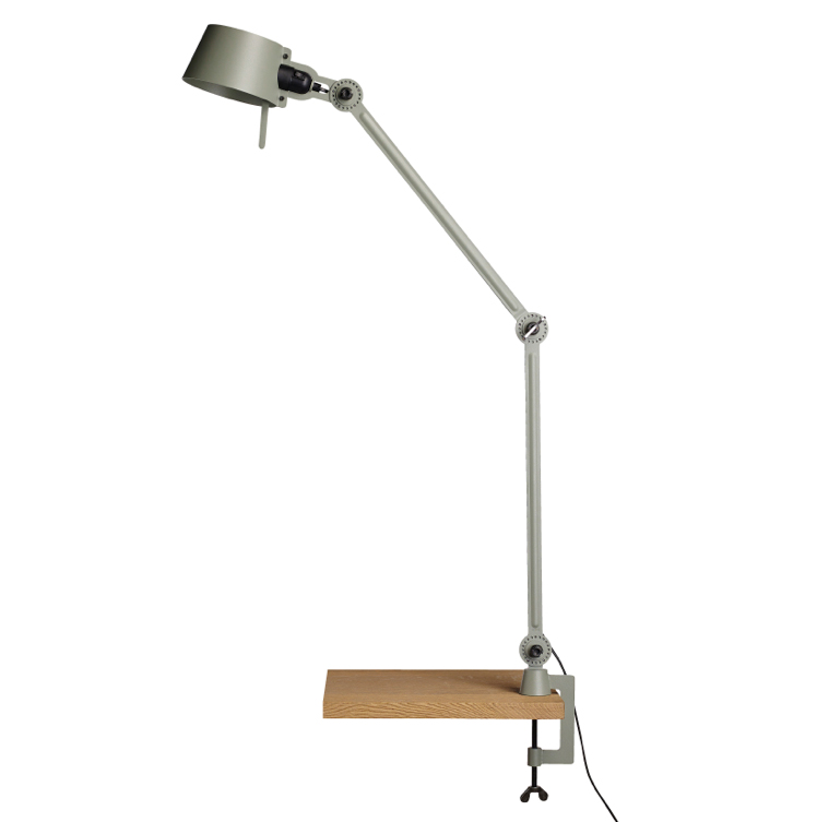 Tonone Bolt Desk Lamp Double Arm With Clamp groen drentenvandijk