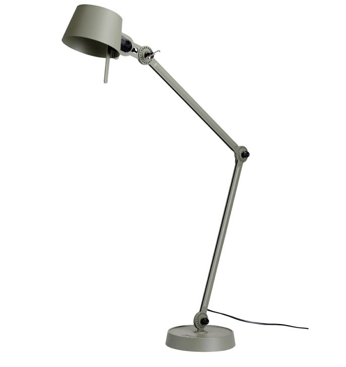 Tonone Bolt desk lamp double arm groen drentenvandijk