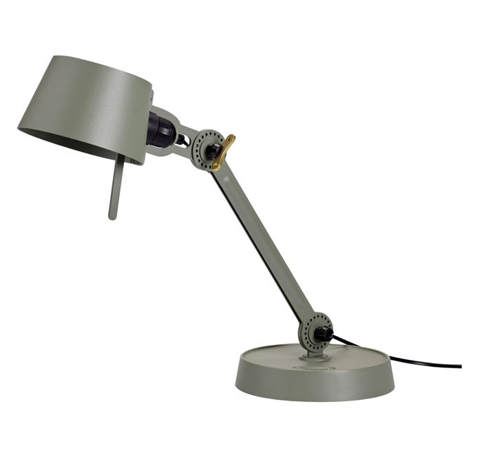 Tonone Bolt desk lamp single arm small groen drentenvandijk