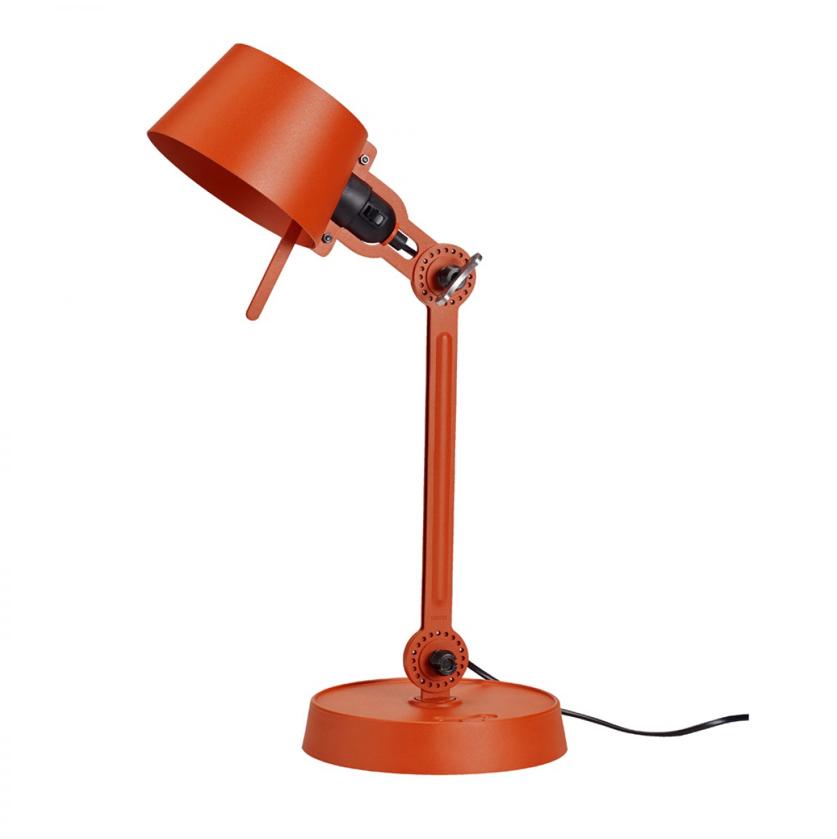Tonone Bolt desk lamp single arm small oranje drentenvandijk