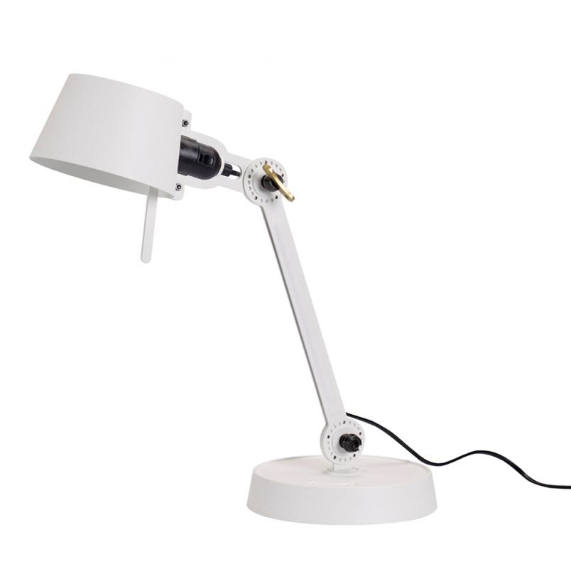 Tonone Bolt desk lamp single arm small wit drentenvandijk