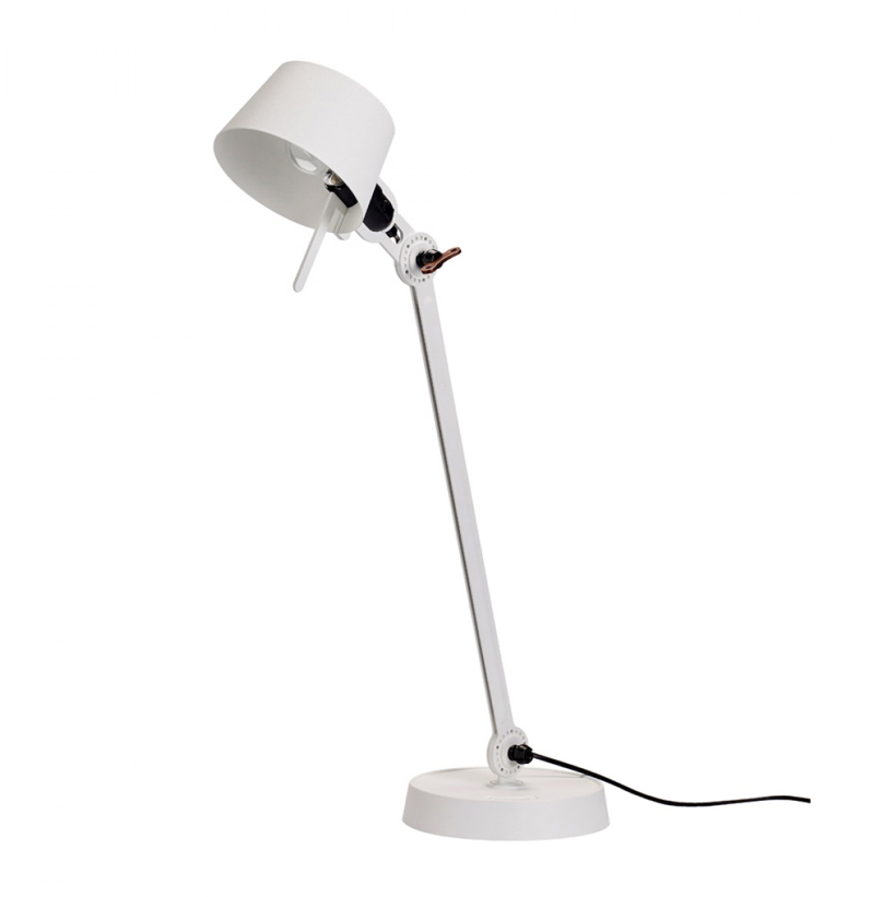 Tonone Bolt desk lamp single arm wit drentenvandijk