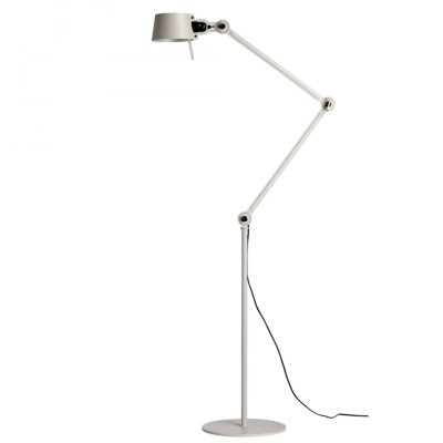 Tonone Bolt floor lamp double arm grijs drentenvandijk