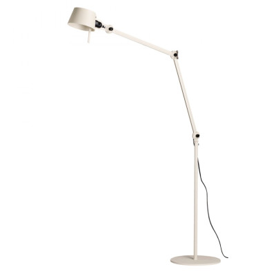 Tonone Bolt floor lamp double arm licht wit drentenvandijk