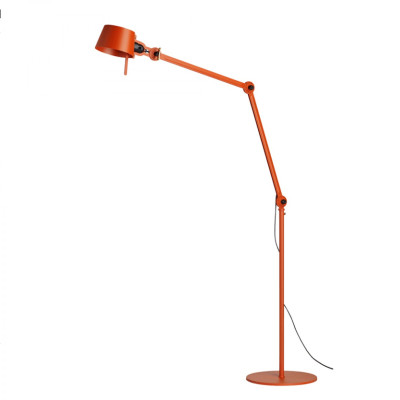 Tonone Bolt floor lamp double arm oranje drentenvandijk