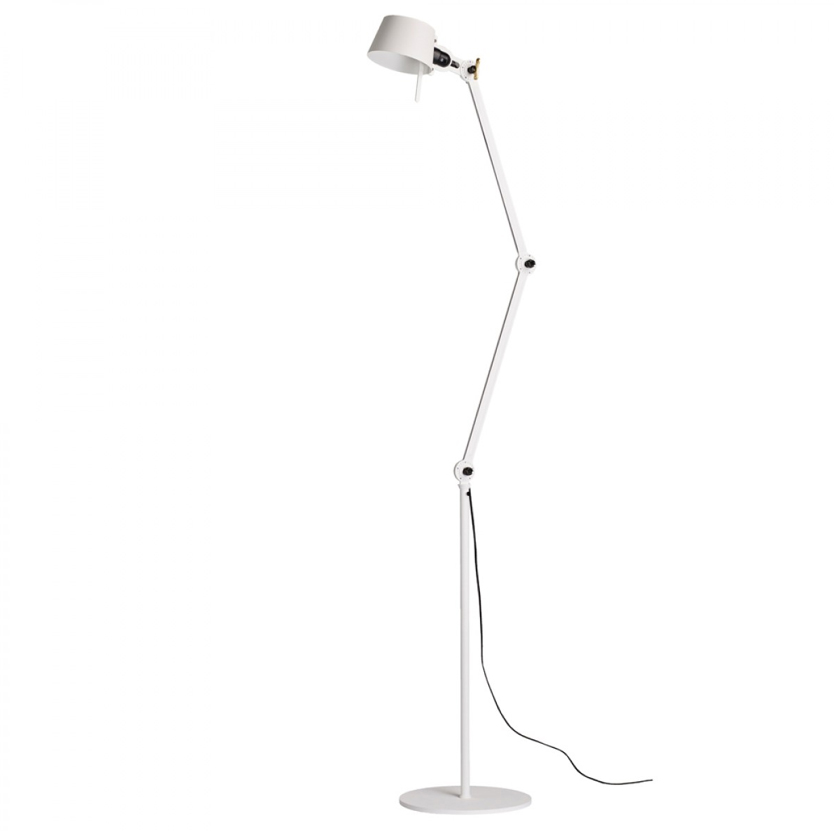 Tonone Bolt floor lamp double arm wit drentenvandijk