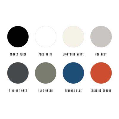 Tonone-bolt-lamp-kleuren