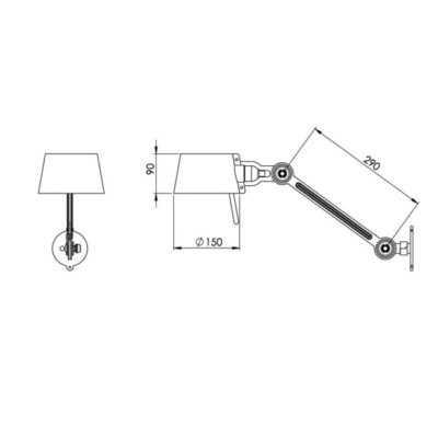 bolt-bed-lamp-side-fit-maat