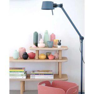 Tonone Bolt floor lamp single arm