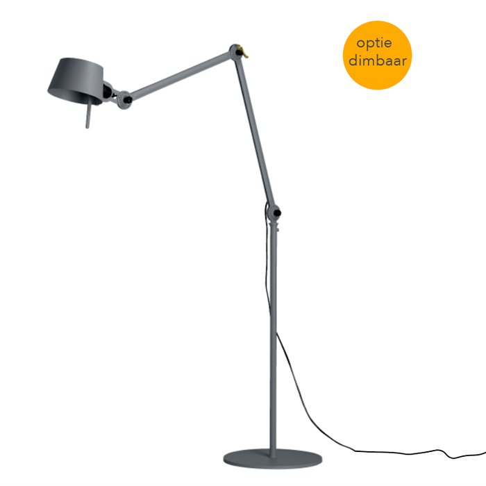 Tonone Bolt floor lamp double arm