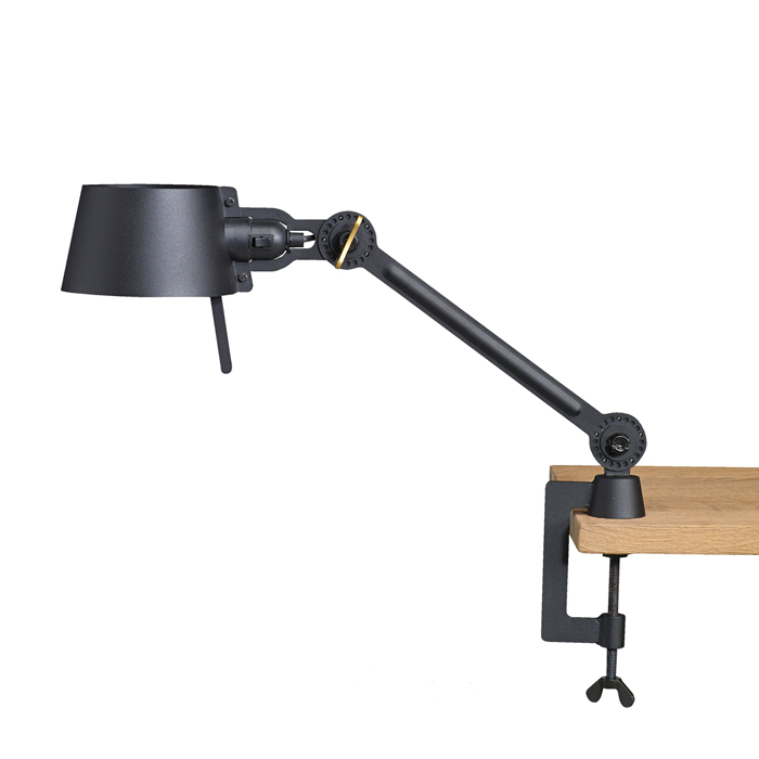 Tonone Bolt desk lamp single arm small clamp
