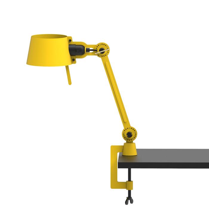 Tonone Bolt desk lamp single arm small clamp