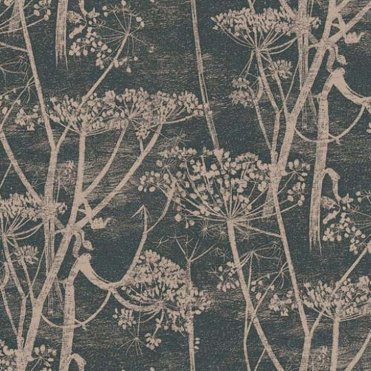 cole and son cow parsley black