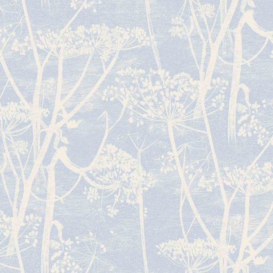 cole and son cow parsley blue