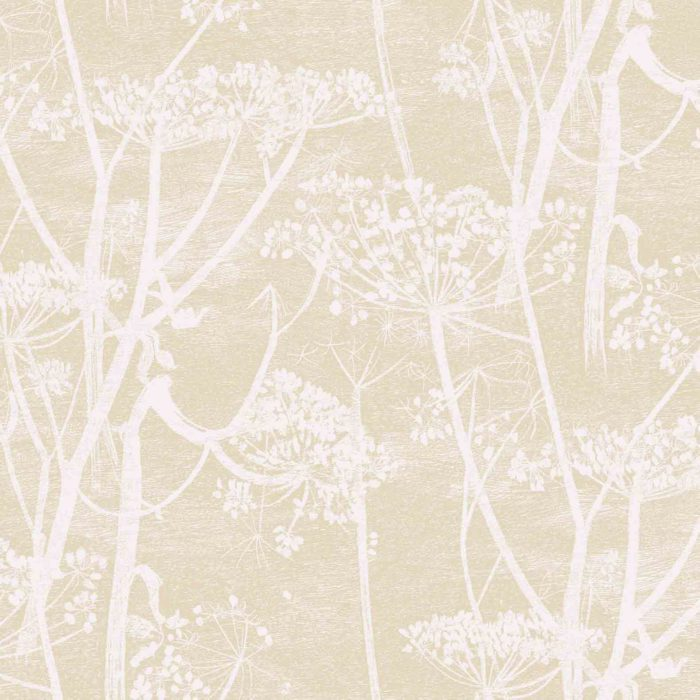 cole and son cow parsley neutral