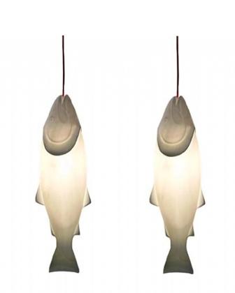 Pols Potten Mykiss Fish Lamp Drent Van Dijk Shop