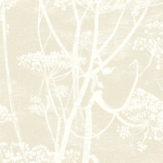 Cole and Son behang - Cow Parsley neutral 95/9051