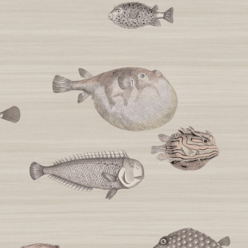 Cole & Son behang Acquario neutral