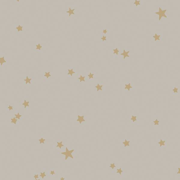Cole and Son behang - Stars linen gold - 103/3013