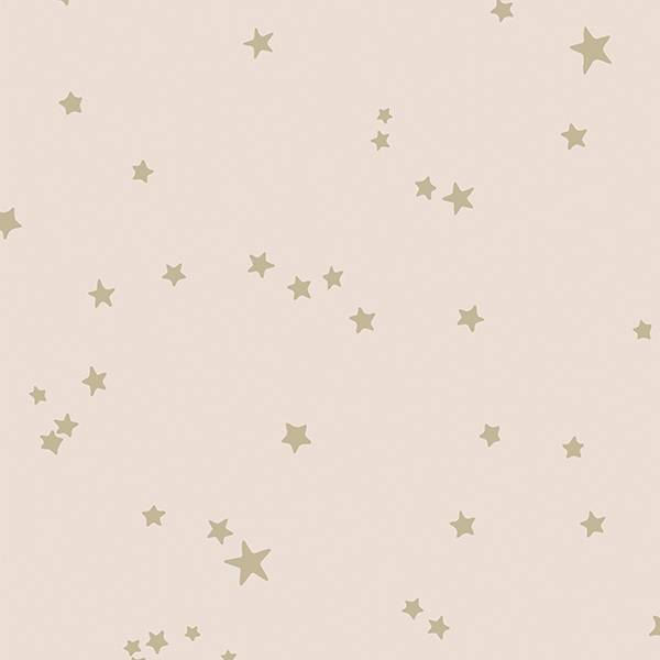 Cole and Son behang - Stars pink & gold - 103/3015