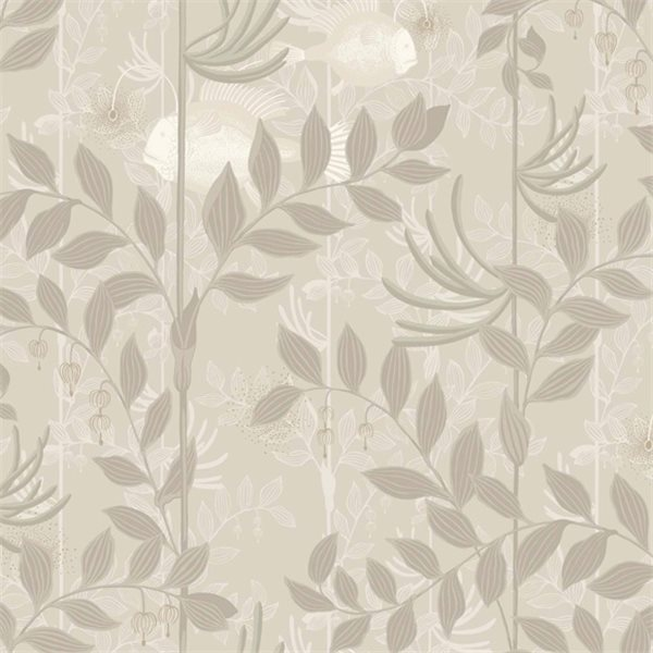 Cole and Son behang - Nautilus beige 103/4021