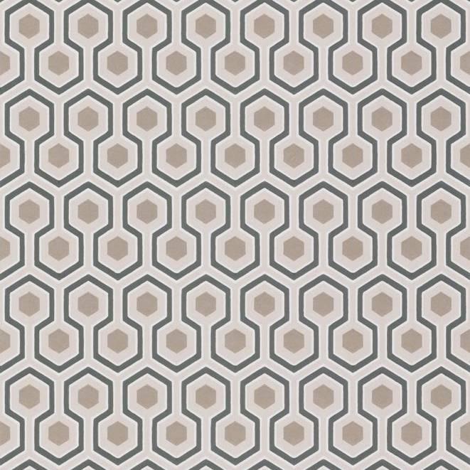 Cole and Son behang - Hicks' Hexagon - 95/3016