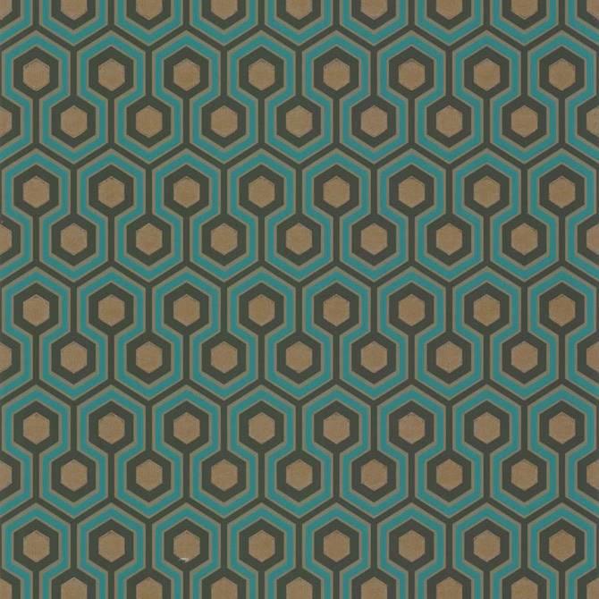 Cole and Son behang - Hicks' Hexagon - 95/3018