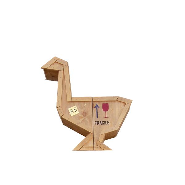Seletti Sending animals Goose