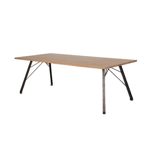 tafel straight staal spoinq