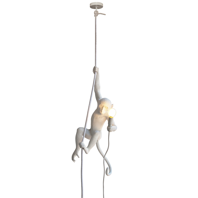 seletti monkey lamp ceiling drent van dijk shop. Black Bedroom Furniture Sets. Home Design Ideas