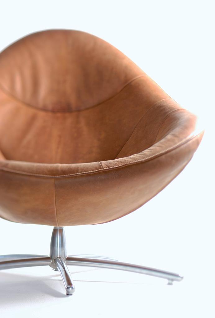 label stoel hidde