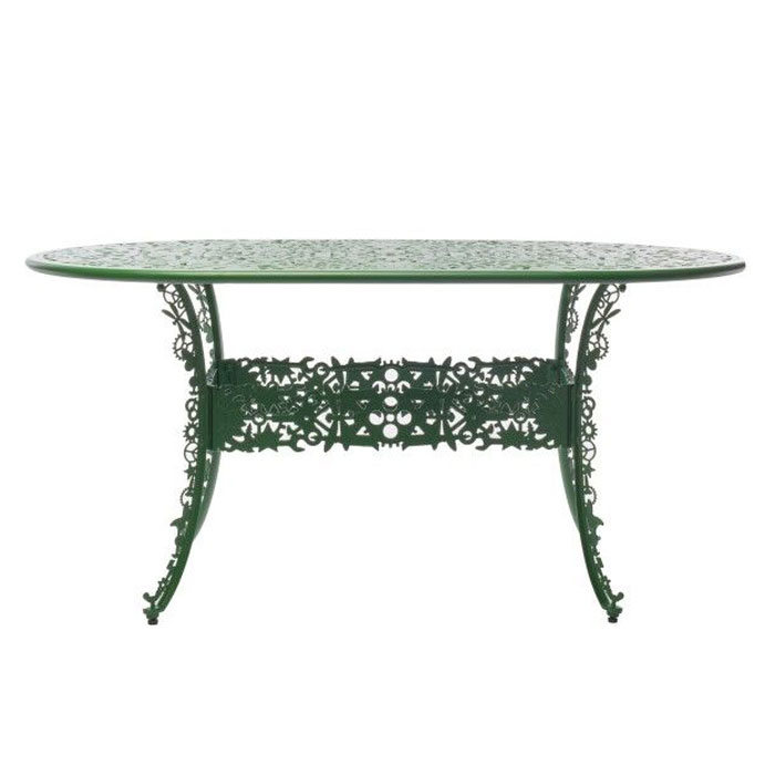 Seletti Industry Garden oval table