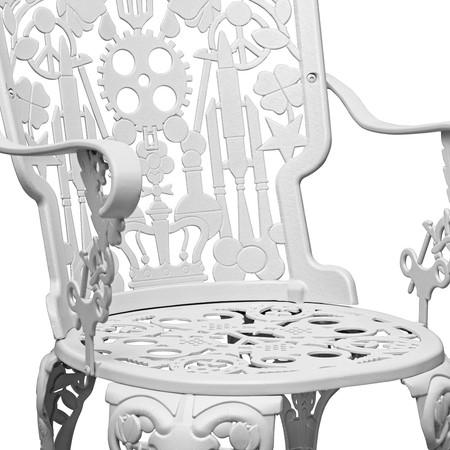 seletti industry garden armchair