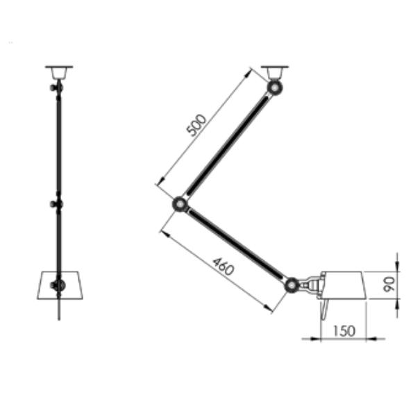 Tonone-Bolt-plafond-lamp-side-fit-drentenvandijk-maat