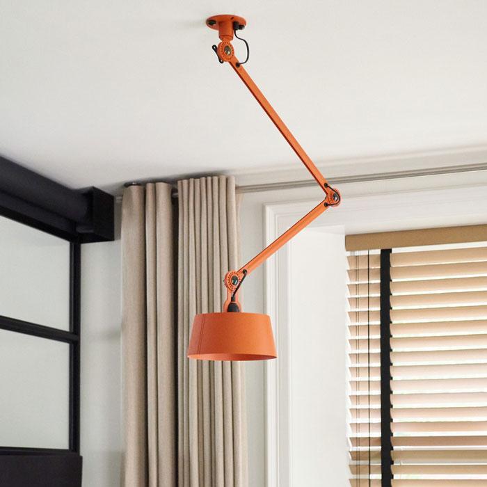 Tonone Bolt plafondlamp double arm under fit
