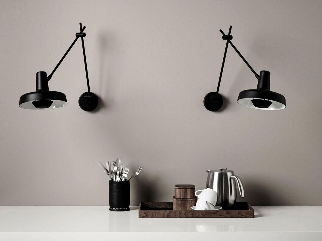 Grupa arigato wandlamp ar w drent & van dijk shop