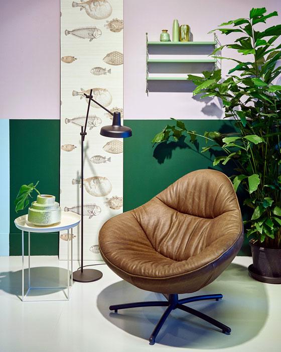 Label stoel Hidde soft
