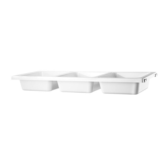 String bowl shelf wit plastic 78 x 30 drent van dijk shop - String kantoor ...