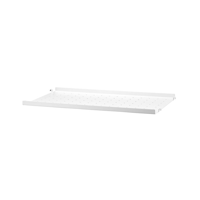 String metal shelf low edge 58 x 30 drent van dijk shop - String kantoor ...