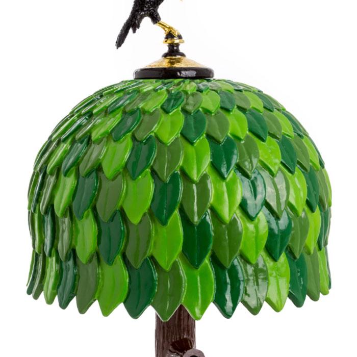 Seletti Tiffany Tree lamp