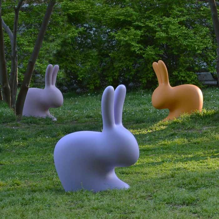 Qeeboo Rabbit Chair