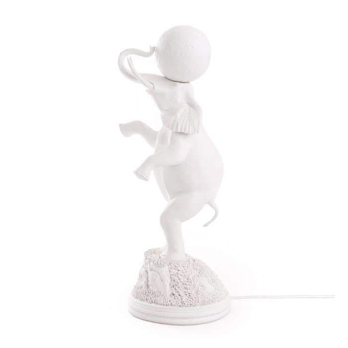 Seletti Elephant Lamp