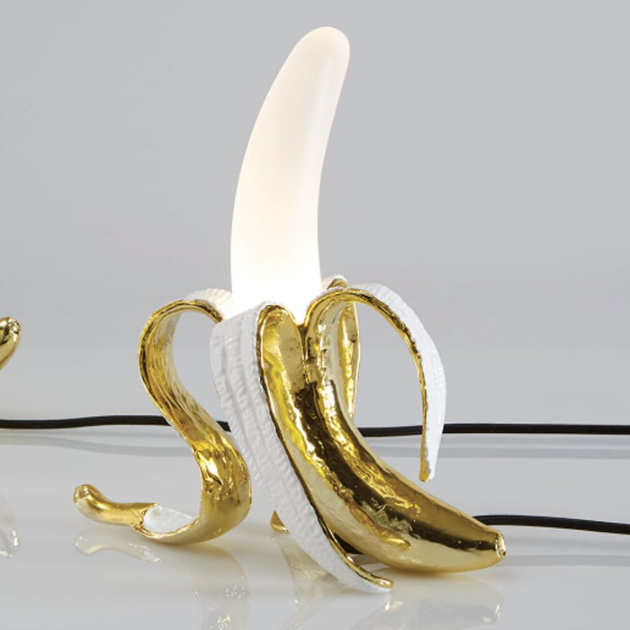 Seletti Banana Lamp