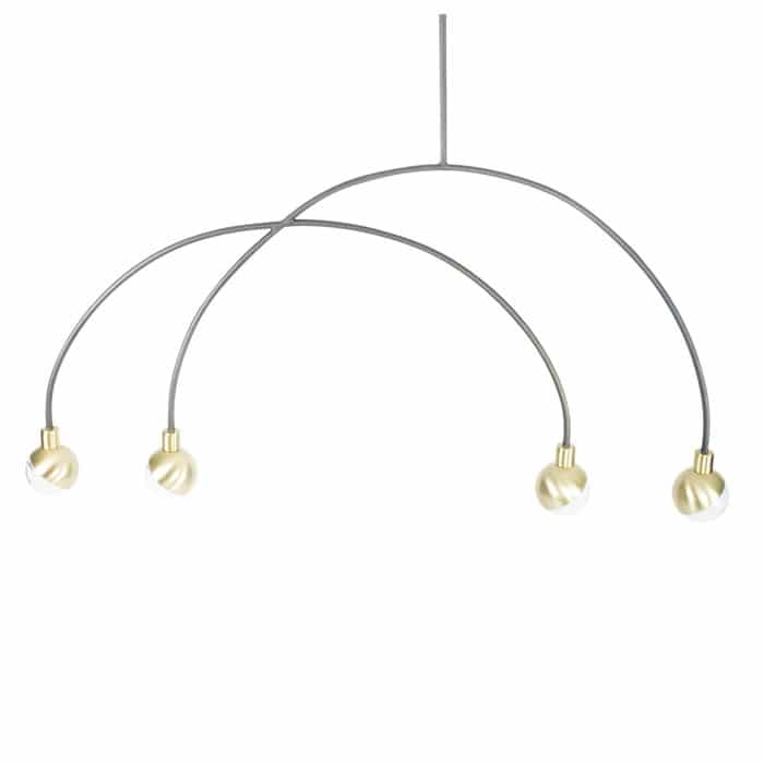 101 Copenhagen Arc Pendant Lamp Mobile