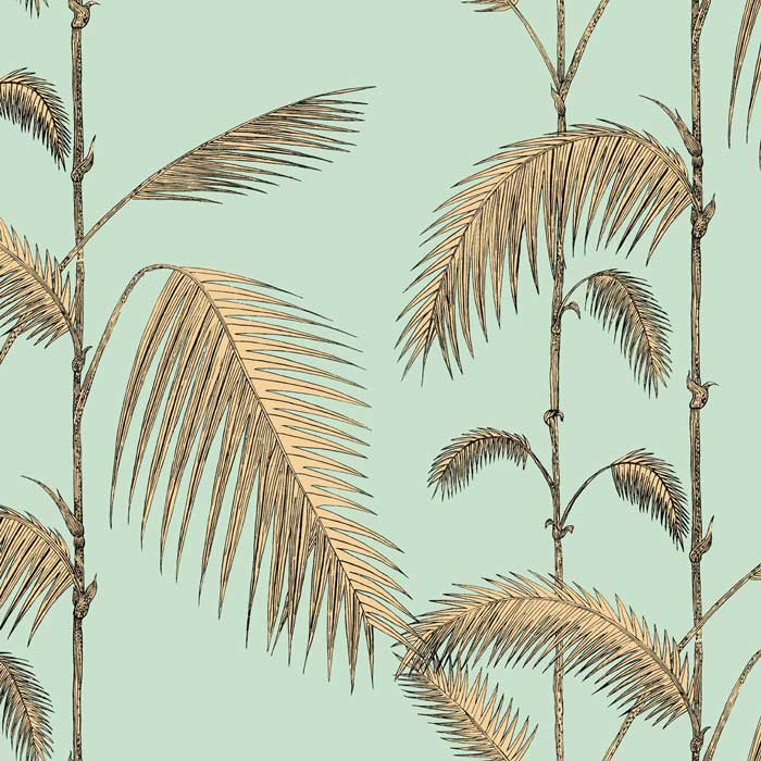 Cole and Son Palm Leaves