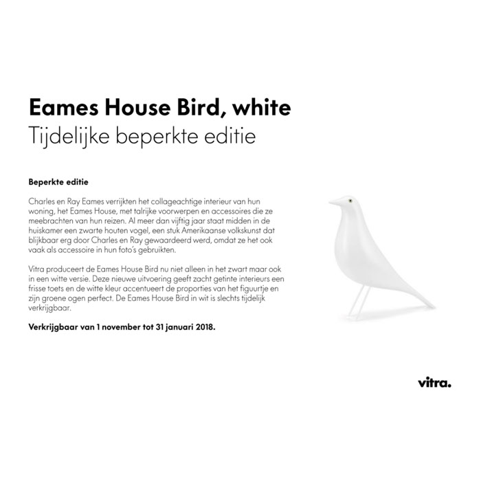 Vitra-Eames-House-Bird-White-Limited-Edition