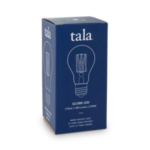 Tala Globe 6 Watt Led