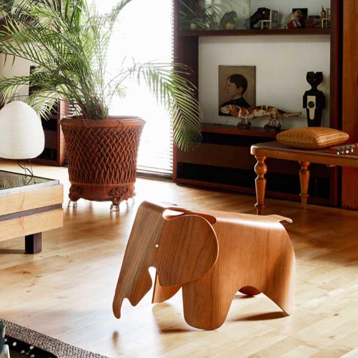 Vitra Eames Elephant Plywood